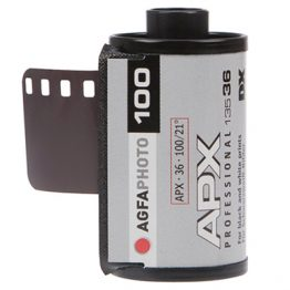 Agfa APX 100 iso 36 opnames