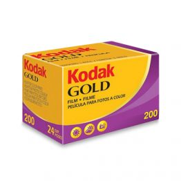 Kodak Gold 200 iso 24 opnames