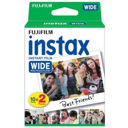 Fuji Instax Wide Film 2-pak