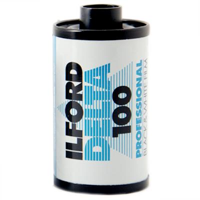 Ilford Delta 100 met 36 opnames