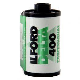 Ilford Delta 400 met 24 opnames
