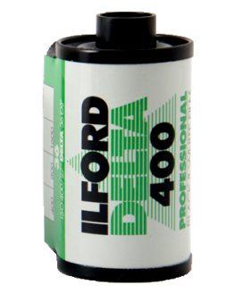 Ilford Delta 400 met 36 opnames