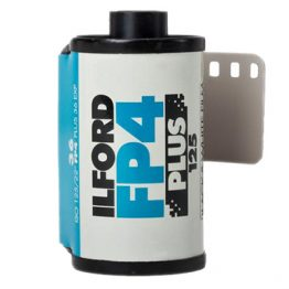 Ilford FP-4 Plus met 36 opnames