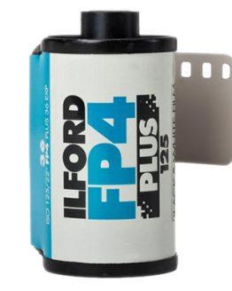 Ilford FP-4 Plus met 36 opnames