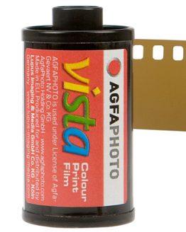 Agfa Vista 400 met 36 opnames