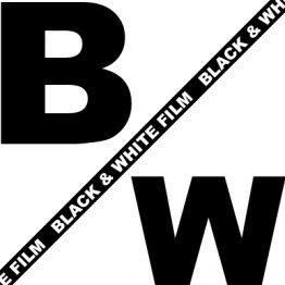 Middenformaat zwart/wit film