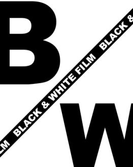 35mm Zwart/wit film