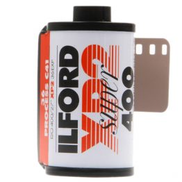 Ilford XP-2 Super met 36 opnames