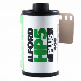 Ilford HP-5 Plus met 36 opnames