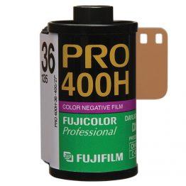 Fuji Pro 400H met 36 opnames