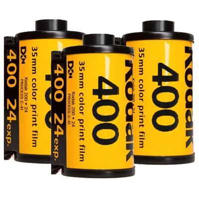 Kodak Ultra Max 400 met 24 opnames 3-pak