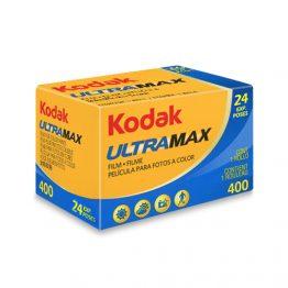 Kodak Ultra Max 400 met 24 opnames