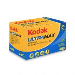 Kodak Ultra Max 400 met 36 opnames