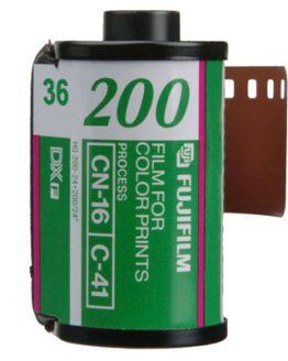 Fujicolor C200 36 opnames 35mm