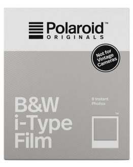 Polaroid Original i-Type zwart wit film