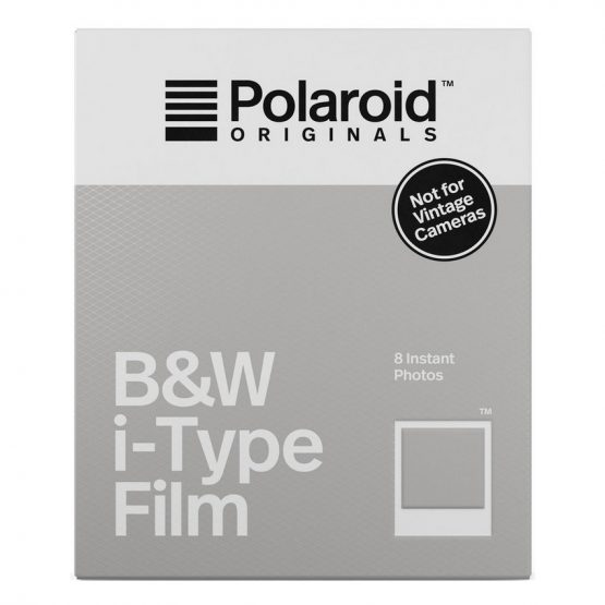 Polaroid Original i-Type zwart wit film