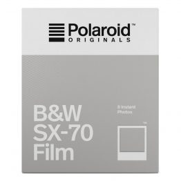 Polaroid Original SX-70 Zwart Wit film