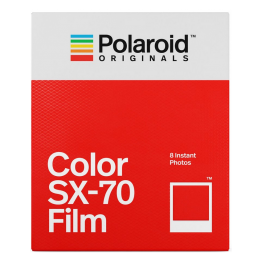 Polaroid Original SX-70 kleurenfilm
