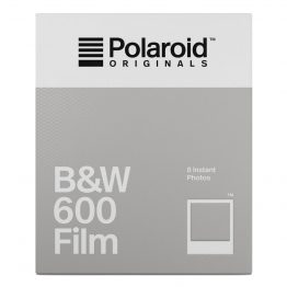 Polaroid Originals 600 zwart wit Film