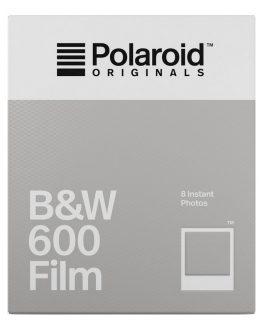 Polaroid Originals 600 zwart wit Film