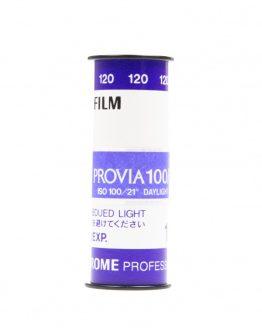 Fuji Professional Provia 100 120mm