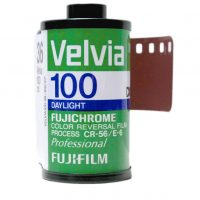 Fuji Professional Velvia 100 35mm