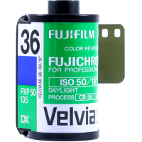 Fuji Professional Velvia 50 35mm