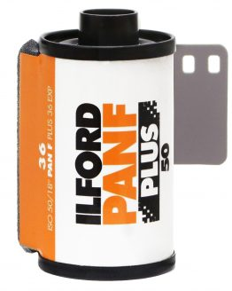 Ilford Pan-F Plus