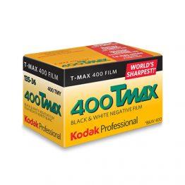 Kodak T-Max 400 met 36 opnames