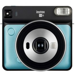 Fujifilm Instax Square SQ6 Aqua Blue Camera