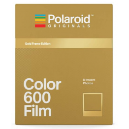 Polaroid Originals 600 Gold Frame Edition
