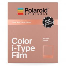 Polaroid Original i-Type Rose Gold Frame Edition