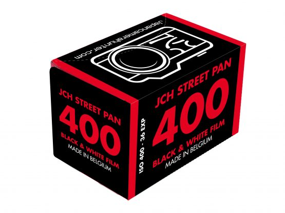 JCH Streetpan 400 met 36 opnames