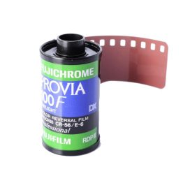 Fuji Professional Provia 100 135mm