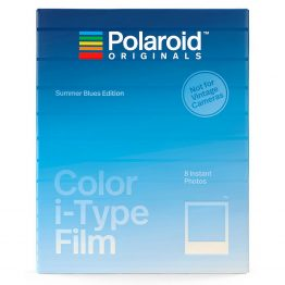 Polaroid Original i-Type Summer Blues Edition