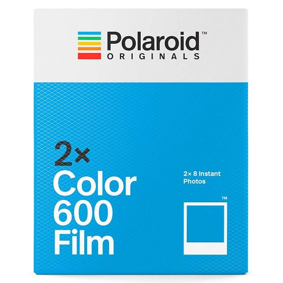 Polaroid Originals 600 2-pak kleuren film