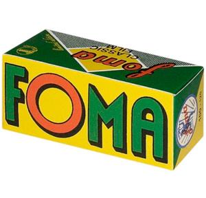 Fomapan Classic Film 100 iso - Retro Edition