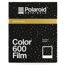 Polaroid Originals 600 Gold Dust Edition