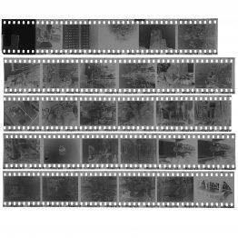 Ontwikkelen en digitaliseren van kleinbeeld zwart/wit film