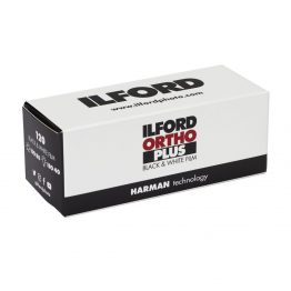 Ilford Ortho Plus 80 120 film
