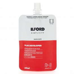 Ilford Simplicity film developer 5 pack