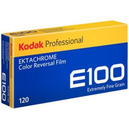 Kodak Ektachrome E100 120 film