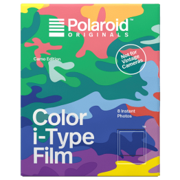Polaroid i-Type Camo Edition