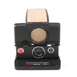 Polaroid SX-70 land camera Model 2 Polasonic Autofocus