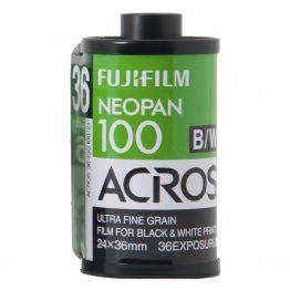 Fujifilm Acros 100 II 135-36