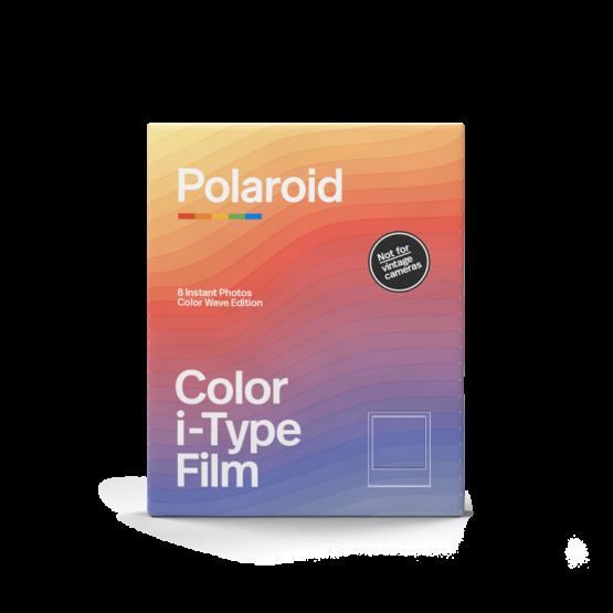 Polaroid i-Type Color Wave