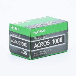 Fujifilm Neopan Acros II 100