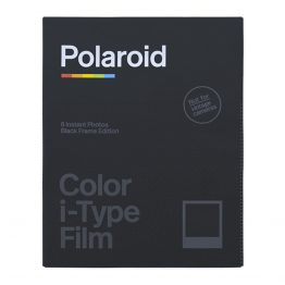 Polaroid i-Type Black Frame