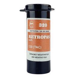 Fomapan Retropan 320 Soft 120 film