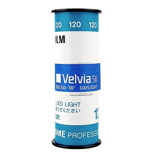 Fujifilm Professional Velvia 50 120 film